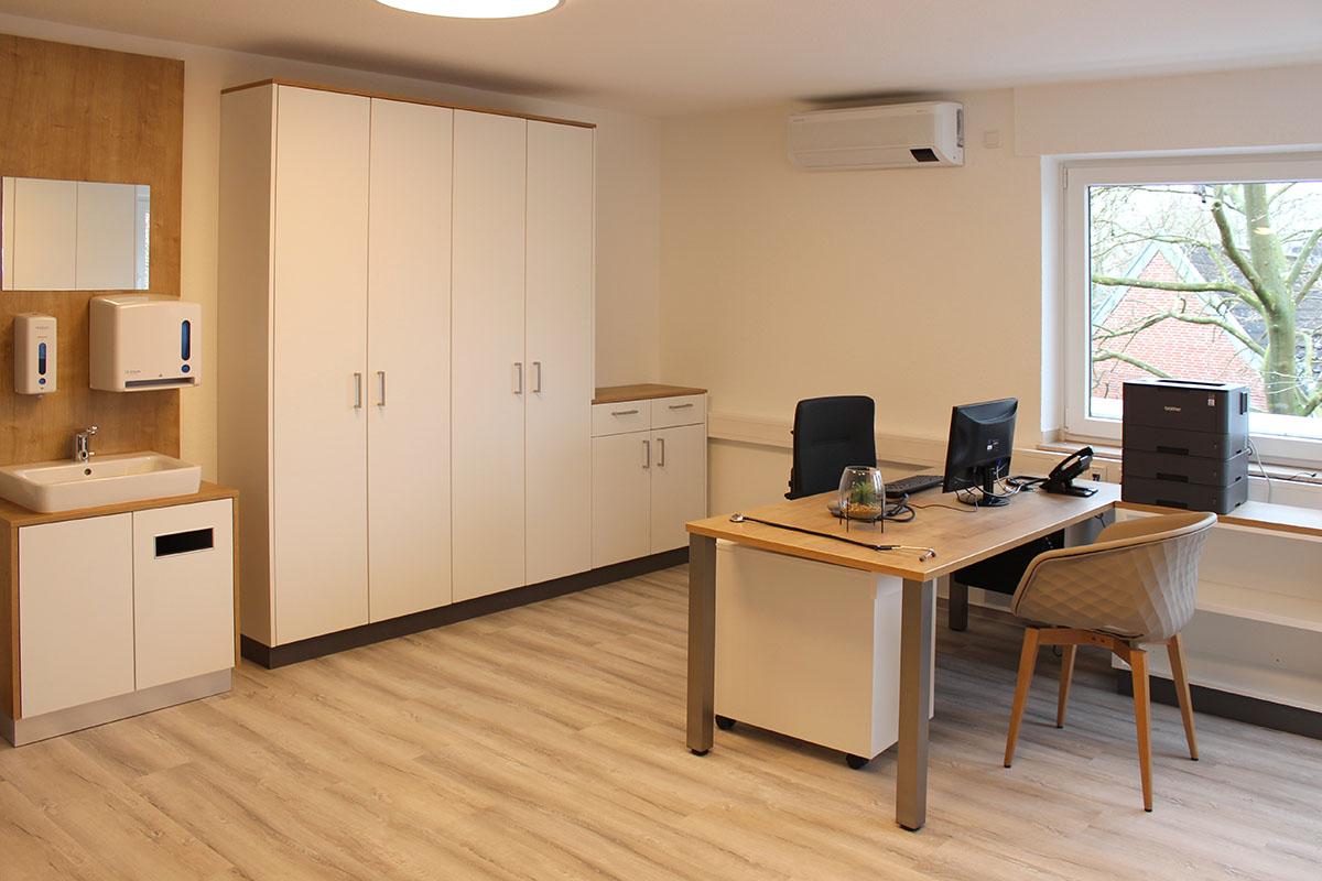 Einrichtung - Hausarztpraxis Ahaus Dr. med. Khalil Malyar in 48683 Ahaus